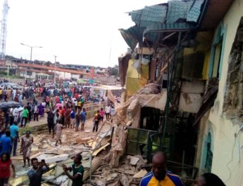 I was asked to demolish Yinka Radio Station because he is in another camp---Gov Ajibola
