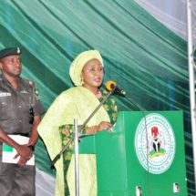 Aisha Buhari ADC Arrested for Duping Her of N2.5 Billion