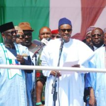 Two dead, many injured as thugs clash at APC campaign rally in Oyo