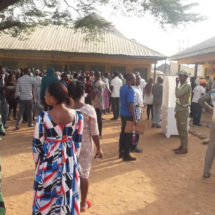 Voters chase politicians away in Bauchi, accuse them of trying to influence their choice